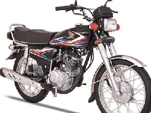 Honda bike cg125 new for sales dha in multan
