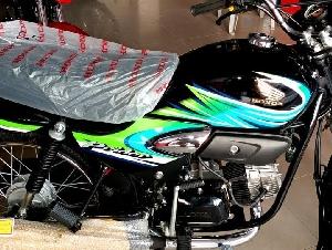 Honda bike pridor 100cc new for sales dha in multan