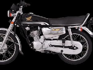 Honda bike cg125 self new for sales dah inn multan